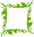 Leafs Frame Border Stock Images - 26412054