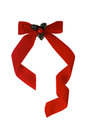 Velvet Ribbon For Christmas Stock Photos - 26428313