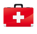 First Aid Box Royalty Free Stock Images - 26432149