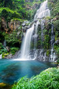 Mountainside Waterfall Stock Images - 26440514