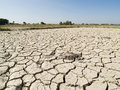 Dried Earth Because Of No Water Stock Photos - 26454983