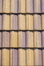 Ceramic Roof Tiles Royalty Free Stock Photo - 26456205