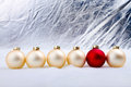 Christmas Tree Bauble Stock Photography - 26460882