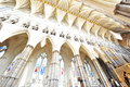 Westminster Abbey Gothic Interior Stock Photos - 26470473