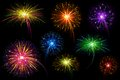 Colorful Firework Royalty Free Stock Image - 26470656
