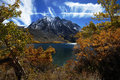Convict Lake, California Stock Image - 26477811