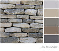 Dry Stone Palette Royalty Free Stock Image - 26480026