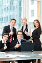 Businesspeople Have Team Meeting In Office Royalty Free Stock Photos - 26487058