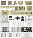 Architectural Details Royalty Free Stock Images - 26490019
