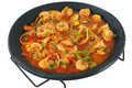 Shrimp Meal Stock Image - 2650281