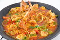 Shrimp Meal Royalty Free Stock Photography - 2653337