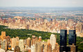 New York City And Central Park Stock Image - 2659101