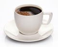 Coffee Cup And Saucer Stock Photography - 26510812