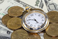 Time Is Money Royalty Free Stock Photo - 26533245