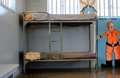 Prison Cell Of Robben Island Prison Royalty Free Stock Photography - 26540027