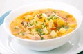 Chicken Soup Royalty Free Stock Images - 26541459