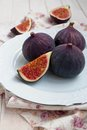 Fresh Fig Royalty Free Stock Photos - 26542908