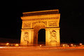 Arc De Triomphe Royalty Free Stock Images - 26544799
