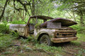 Abandoned Truck Stock Photo - 26551250