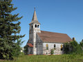 Old Abandoned Country Church Royalty Free Stock Images - 26564369