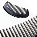 Horn Comb Royalty Free Stock Photography - 26597847