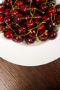 Bowl Of Cherries Royalty Free Stock Photography - 2661097