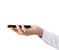 Mobile Phone In Hand Stock Images - 26601864