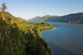 View Over River Gorge Royalty Free Stock Photography - 26614647