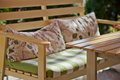 Outdoor Furniture Royalty Free Stock Photography - 26617617