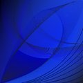 Abstract Blue Background Stock Photography - 26620522