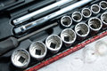 Socket Wrench Set Stock Images - 26623494