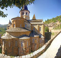 Exterior Chapels And Turrets Stock Image - 26625361