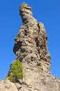 El Monje, The Monk, Rock Formation, Gran Canaria Stock Images - 26632534
