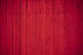 Red Wooden Boards Background Stock Image - 26636911