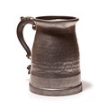 Pewter Beer Or Ale Tankard Stock Photography - 26647872