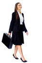 Briefcase Business Woman Royalty Free Stock Photos - 26666838