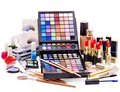 Decorative Cosmetics For Makeup. Royalty Free Stock Image - 26671576