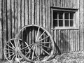 Broken Wagon Wheels Stock Photography - 26675232