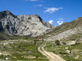 Mountain Path Royalty Free Stock Images - 26689289
