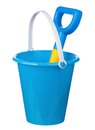 Toy Bucket And Spade Stock Images - 26697394