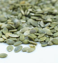 Pumpkin Seeds Royalty Free Stock Photography - 2671617