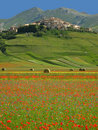 Castelluccio Di Norcia Stock Photography - 2674912
