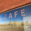 Cafe Window. Stock Photography - 2677322