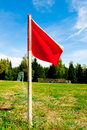 Red Flag Stock Photos - 26700843