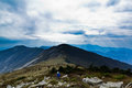 The Light And Shadow On High Mountain Stock Image - 26707851