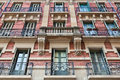 Building With Windows And Balconies Royalty Free Stock Photography - 26708457