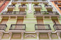 Building With Windows And Balconies Stock Photography - 26708502