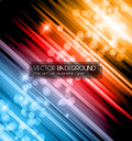 Abstract Glow Of Lights Background Royalty Free Stock Photos - 26730458