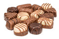 Chocolate Candies Royalty Free Stock Photo - 26748715