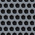 Seamless Metal Grill Stock Photos - 26756043